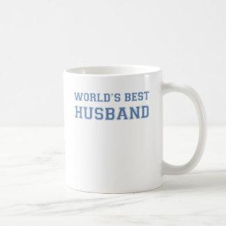 Worlds Best Husband Coffee Mug