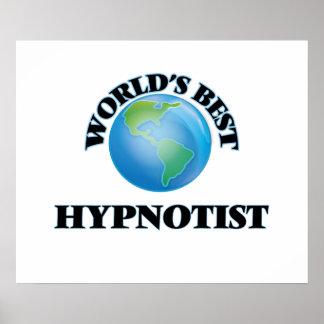 World's Best Hypnotist Poster