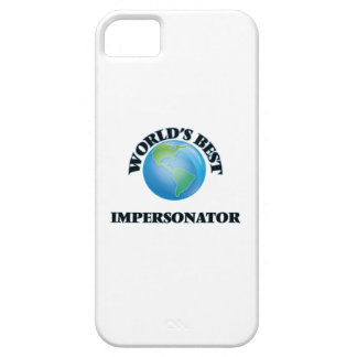 World's Best Impersonator iPhone 5 Covers