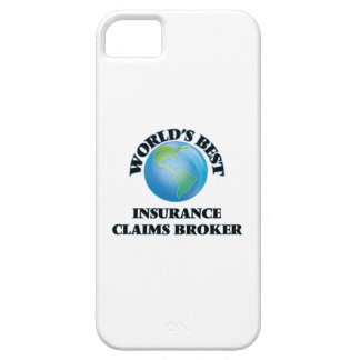 World's Best Insurance Claims Broker iPhone 5/5S Covers