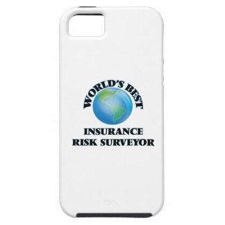 World's Best Insurance Risk Surveyor iPhone 5 Cover