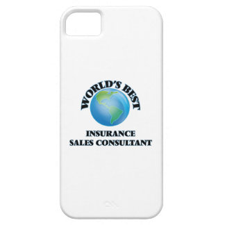 World's Best Insurance Sales Consultant iPhone 5/5S Cover