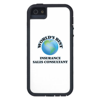 World's Best Insurance Sales Consultant iPhone 5/5S Cases