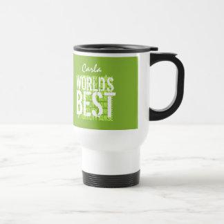 World's Best IVF Fertility Nurse I05 Travel Mug