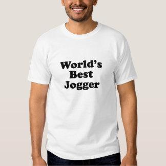 World's Best Jogger Shirt