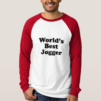 World's Best Jogger T-Shirt