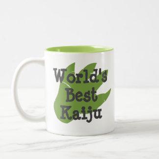 World's Best Kaiju Coffee Mug