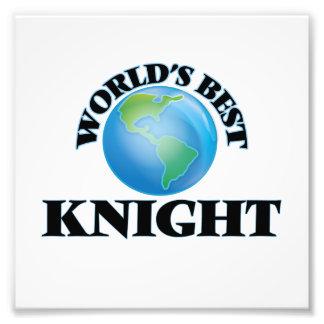 World's Best Knight Art Photo