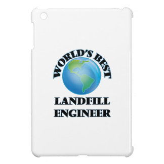 World's Best Landfill Engineer Cover For The iPad Mini