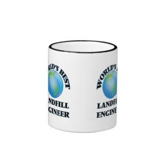 World's Best Landfill Engineer Mug