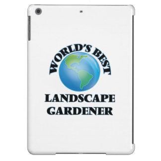 World's Best Landscape Gardener iPad Air Case