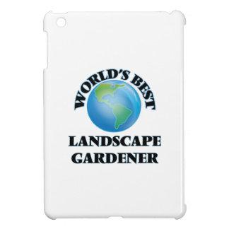 World's Best Landscape Gardener Cover For The iPad Mini