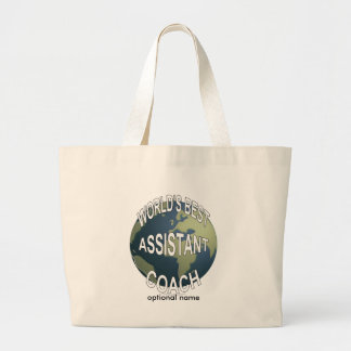 World's Best  ****** Large Tote Bag