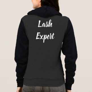 World's Best Lash Technician Hoodie