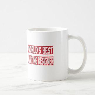 World's Best Lighting designer. Mug