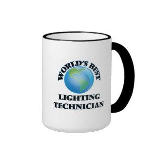 World's Best Lighting Technician Coffee Mug