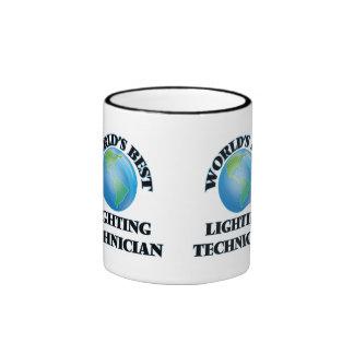 World's Best Lighting Technician Mugs