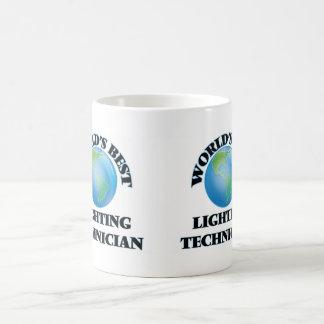 World's Best Lighting Technician Mug