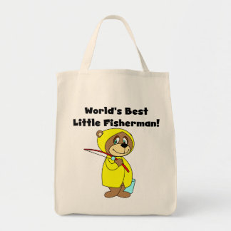 World's Best Little Fisherman Tshirts and Gifts