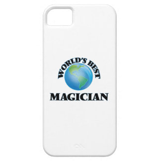 World's Best Magician iPhone 5 Cases