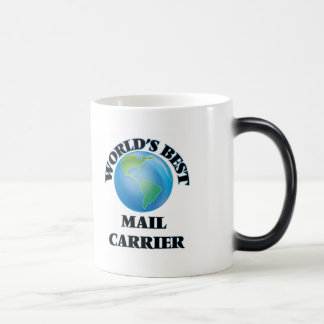 World's Best Mail Carrier Coffee Mugs