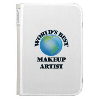 World's Best Makeup Artist Kindle 3G Covers