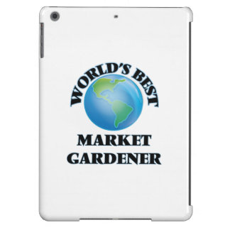 World's Best Market Gardener iPad Air Covers
