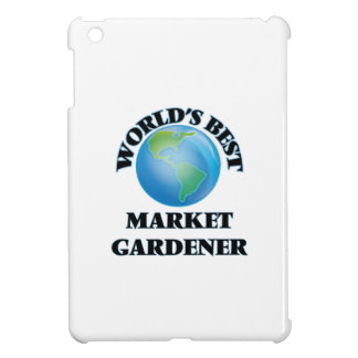 World's Best Market Gardener iPad Mini Cases