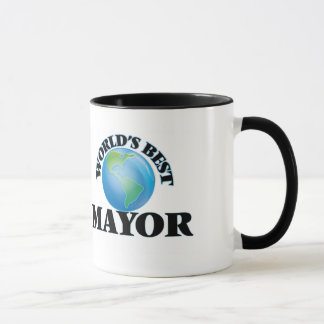World's Best Mayor Mug