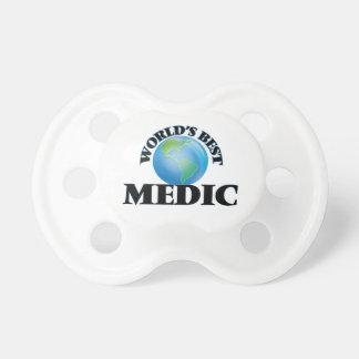 World's Best Medic BooginHead Pacifier