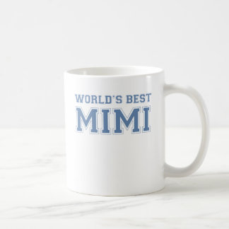 Worlds Best Mimi Coffee Mug