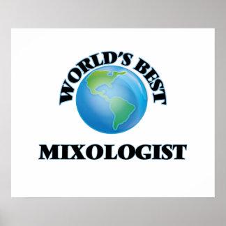 World's Best Mixologist Poster