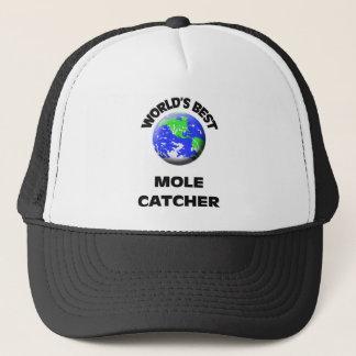 World's Best Mole Catcher Trucker Hat