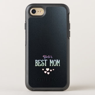 World's Best Mom | Adorable OtterBox Symmetry iPhone 7 Case