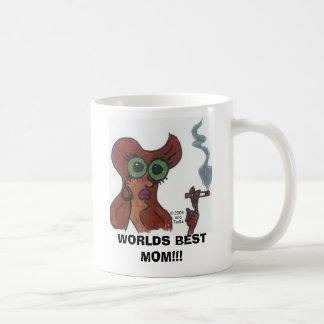 WORLDS BEST MOM!!! COFFEE MUG