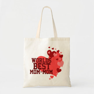 Worlds Best Mom-Mom Personalized