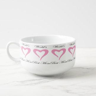 World's Best Mom Soup Mug