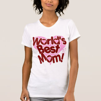 World's BEST Mom! Tanktop