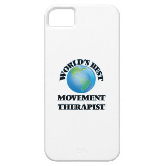 World's Best Movement Therapist iPhone 5 Cases