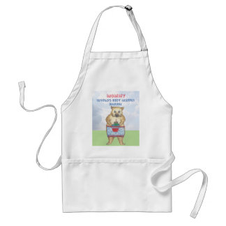 World's Best Muffin Baker Standard Apron