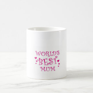 worlds best mum coffee mug