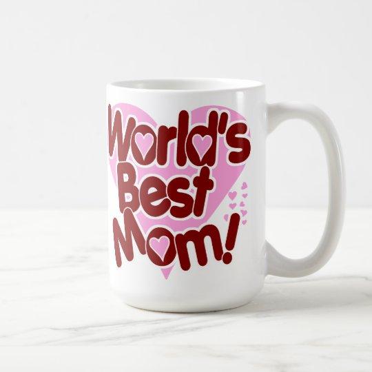 dd8d43d50b0 World's BEST Mum! Coffee Mug | Zazzle.com.au