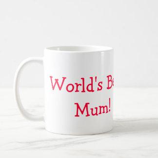 World's best Mum Mug