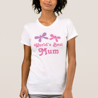 Worlds Best Mum T-Shirt
