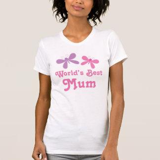 Worlds Best Mum Tee Shirt