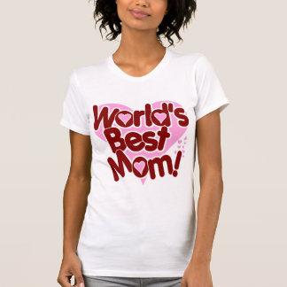 Worlds BEST Mum Tshirts