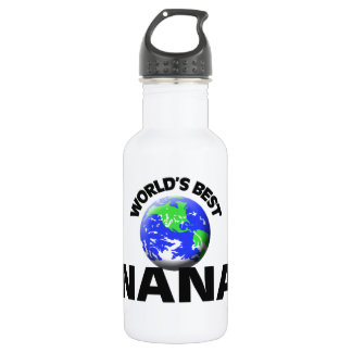 World's Best Nana 532 Ml Water Bottle