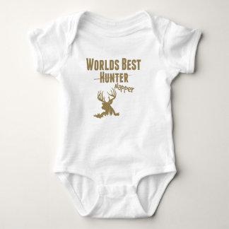 worlds best Napper Baby Bodysuit