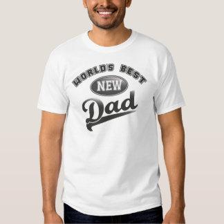 World's Best New Dad Tshirt