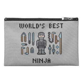 World's Best Ninja Travel Accessories Bag